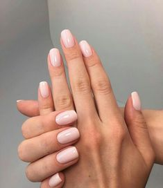 The advantage of the gel is that it allows you to enjoy your French manicure for a long time. There are four different ways to make a French manicure on gel nails. The choice depends on the experience of the nail stylist… Continue Reading → Classy Nails, Stylish Nails, Simple Nails, Neutral Nails, Nude Nails, Acrylic Nails, Pastel Nails, Milky Nails, Minimalist Nails