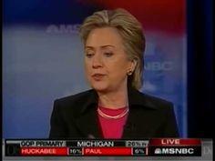 Obama kills hillary in Las Vegas debate BIG question