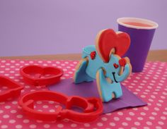 Elephant 3D Cookie Cutter! The perfect little gift...