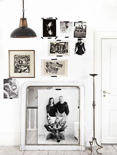 16 Inspiring Gallery Wall Ideas - NordicDesign