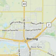 Sterling, Illinois (IL 61081) profile: population, maps, real estate, averages, homes, statistics, relocation, travel, jobs, hospitals, scho...