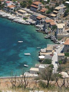 Areopolis, Peninsula Mani, Greece