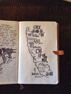 Keep a travel journal full of sketches and memories.