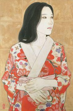Otake Ayana 大竹彩奈 Yūkage 夕陰 (evening shade) - Japan - 2016 Thanks! to saika566