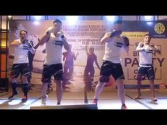 BODY COMBAT 65 TRACk 1- 2  W/ ALDIE JACOB & GGX TEAM - INDONESIA