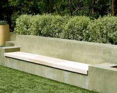 Bench natural