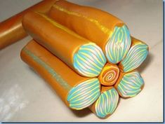BEAUTIFUL FLOWER CANE TUTORIAL