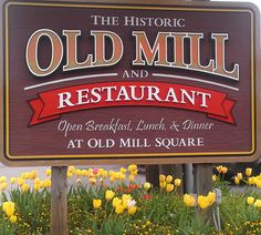 The Old Mill Restaurant - Pigeon Forge, one of the best restaurants around!