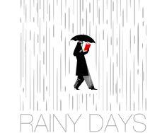 """""""Rainy Days"""" by Iker Ayestaran"""