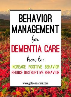 Conflict and disagreement exist in all relationships. When you have a community of people with a progressive cognitive disorder such as dementia living together, it is to be expected that  unpredictable and difficult to control behaviors will arise.