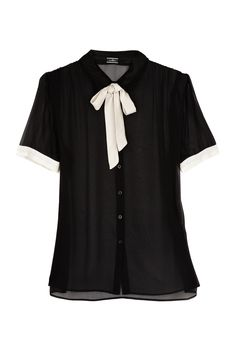 broisi bow blouse ++ malene birger