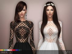 BEO Creations: ZM Inspiration • Sims 4 Downloads
