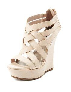 White Wedge Summer Womens Sandals - Cute Wedge Summer Womens Sandals