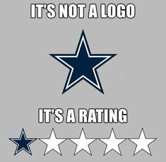 dallas cowboy logo meme a rating