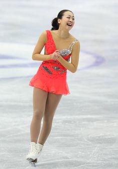Mao Asada - ISU Four Continents Figure Skating Championships - Day 2