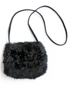 b9f4d7c111 Genuine Alpaca Fur Handbag