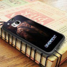 Divergent Tattoo HTC One M8 Case