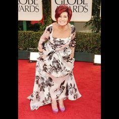 Sharon Osborne, she's lovely