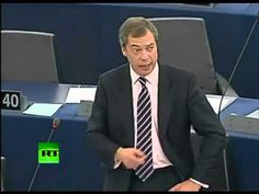 """Who the **** do you think you are?""  speech by Nigel Farage, leader of UKIP [I love this guy]"
