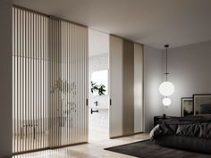 Delightful modern interior barn doors - check out our report for a whole lot more tips and hints! Sliding Door Design, Sliding Glass Door, Door Dividers, Internal Sliding Doors, Contemporary Internal Doors, Design Your Bedroom, Boffi, Interior Barn Doors, Contemporary Interior