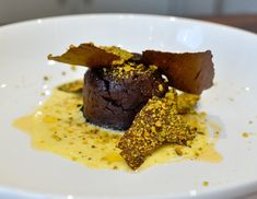 Pellie Grobler – Chocolate & Chilli Fudge Pudding - GROOTfm 90.5 Fudge Sauce, Unsweetened Cocoa, Melted Butter, Brown Sugar, Vanilla, Pudding, Chocolate, Baking, Cake