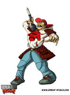 Bangers Shogunn level3