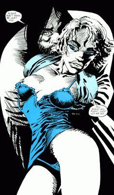 Frank Miller: Sin City Comic Book Girl, Comic Book Artists, Comic Books Art, Frank Miller Art, Comic Style Art, Jack Kirby Art, Alternative Comics, Figure Sketching, Dc Comics