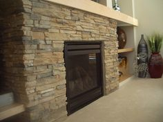 21 Best Cultured Stone Images Fireplace Design
