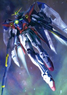 GUNDAM GUY: Awesome Gundam Digital Artworks [Updated 10/31/15]