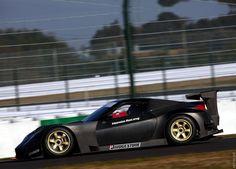 2010 Honda HSV 010 GT