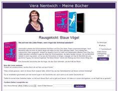 Veras Welt - Neue Bücherseite