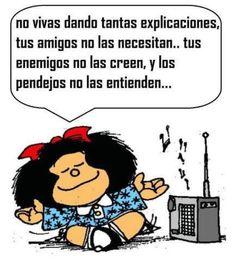 Mafalda the best!