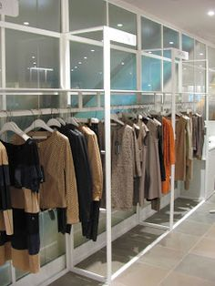 Retail Design | Fashion Display | Store Design | department store