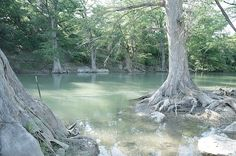 Guadalupe River, Texas hill country