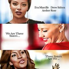 "Amber Rose, Eva Marcille and Drew Sidora are all set to star in a new film called ""Sister Code."" Get the details and watch the trailer for the movie inside."