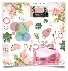 """""""In my make up bag // Pure Roses 🌹"""" by anduu19 on Polyvore featuring beauty and Dolce&Gabbana"""