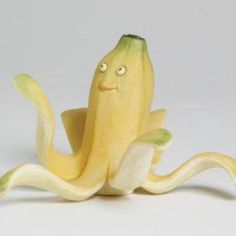 Amazon.com: Home Grown from Enesco Banana Octopus Figurine 2.8 IN: Home & Kitchen