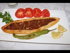 Pide - türkisches Rezept - YouTube