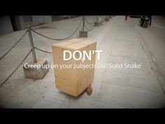 Street Photography Do's and Don'ts!