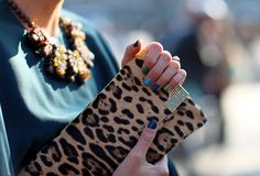 The Trend Spotter: Nail color trends: Mismatch