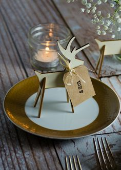 Holiday Table Setting Ideas @ihainspiredhome