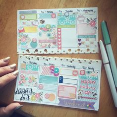 One last look at my #planningforrealtho because it helps for what I like to do in #planningahead. This is #plannerpages for #mothersday. This week/weekend is already filling up so the why I've gone ahead to set it up. I can already start filling stuff in.  shops are tagged of all of the #plannerstickers I used.  #plannernerd #plannergirl #plannerlove #plannercommunity #planneraddict #plannerinserts #pwm #planwithme #plannerpeace #filofax #kikkik by deerestdahling