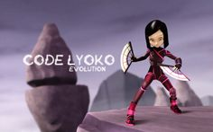 Code Lyoko Evolution - Yumi Wallpaper by FearEffectInferno.deviantart.com on @DeviantArt