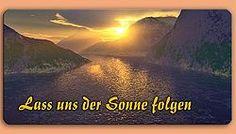 Grafikschild mit Fjord Landschaft
