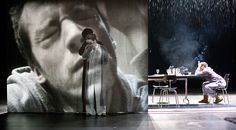 Spoken by deSingel International Arts Campus, via Flickr -  projection/movement mix