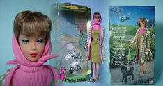 Barbierepro Fashion Through The Decades, Fashion Packaging, Enchanted Evening, Color Magic, Senior Prom, Old Dolls, Barbie Collector, Poodle, Barbie Dolls