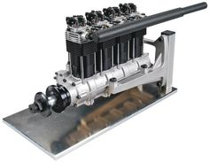 RC Model Airplane Engines.