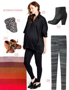 chic mamma -- nice bump outfit