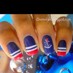 Best anchor nail design