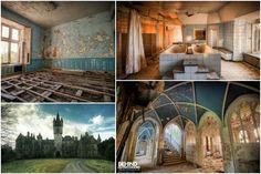 Top 15 des photos de lieux abandonnés les plus beaux, ceux qui ressemblent déjà à la fin du monde